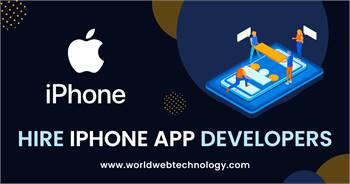 Professional iPhone Mobile App Development Company | Hire iPhone App Developers