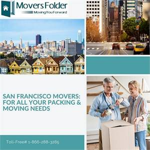 San Francisco Movers: For all your Packing & Moving Needs
