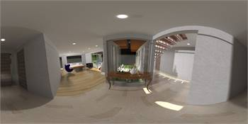 Get 360° Virtual Reality Rendering with 3D Rendering Company on affordable price