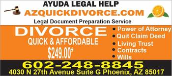 Affordable divorce document preparation service