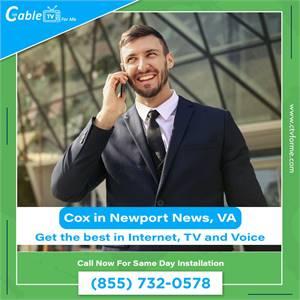 Best Internet Provider in Newport News, VA