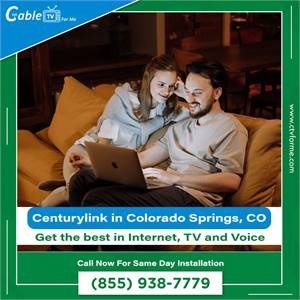 Learn how to get unlimited internet with CenturyLink in Colorado Springs, CO