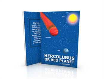 HERCOLUBUS, THE BOOK OF V.M. RABOLU