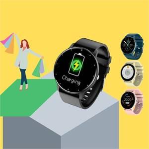 Huawei Xiaomi New Smartwatch Waterproof Full Touch Screen Smartwatch Man Women