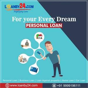 """Personal Loan"" through Loanby24."