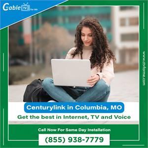 Buy Bundle Centurylink internet in Columbia
