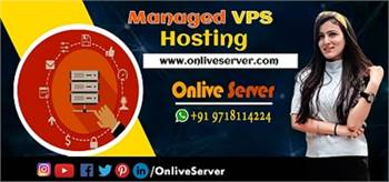 Managed VPS Hosting Plans with Amazing Features with Onlive Server