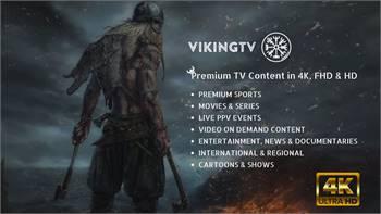 VIKINGTV LIVE - IPTV SERVICE