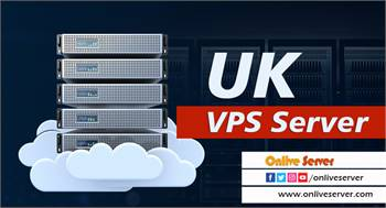 Customize Your Website with UK VPS Hosting by Onlive Server