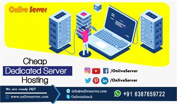 A Cheap Dedicated Server is Easy to Find with Onlive Server