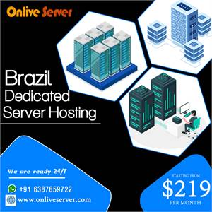 Onlive Server Offers You Brazil Dedicated Server Hosting At Cheapest Price