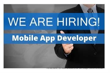 I need a Mobile App developer