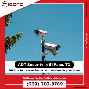 Best Smart ADT Home Security & Technology in El Paso, TX
