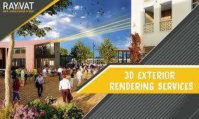 Professional 3D Interior Rendering Services St. Petersburg at Reasonable Prices