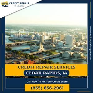 Get best Credit Repair Services in Cedar Rapids