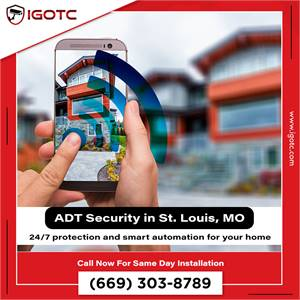 Call on (669) 303-8789 for a free home alarm and security system in St. Louis, MO