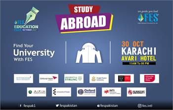 Make your Study Abroad dream come true With FES
