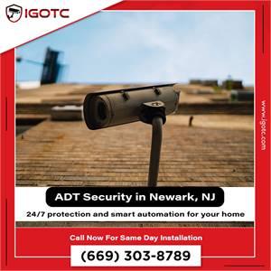 Get Alder Customizable Smart Home Security in Newark