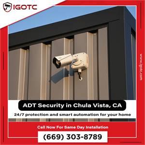 IgotC provides reliable protection for your Chula Vista home