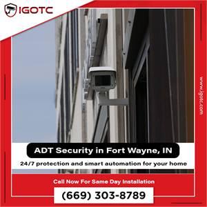 Fort Wayne homeowners improve their security, efficiency