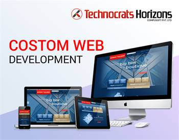 Custom Web Application Development Company