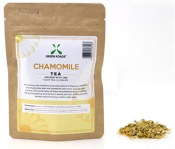 Cannabis Peppermint Tea Bags
