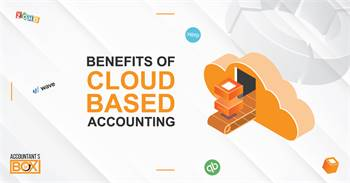 Cloud Accounting Benefits | Accountantsbox