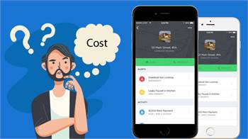 How much does it cost to develop a Tenant / Landlord app?