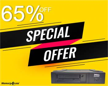 65% OFF On 0XT690 Dell External Tape Drive