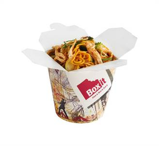 Noodle Boxes Available in All Custom Sizes & Shapes