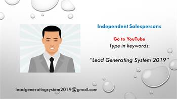 FREE Lead Generating System on YouTube