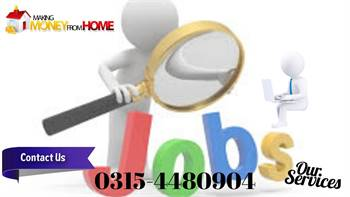 Home Based JObs We are looking for a qualified Facebook Specialist