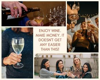 Fine Wine Is Your Solution to End Your Economic Struggle