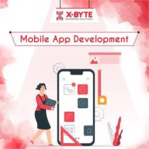Best Mobile App Development Company In USA   Mobile App Design   X-Byte Enterprise Solutions