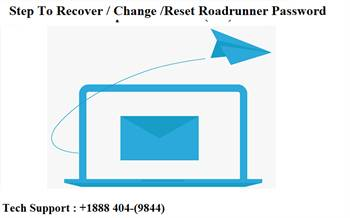 Steps to Recover /Forget Roadrunner Password +1-(888)::404~(9844) | Reset Password