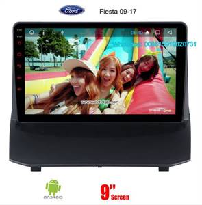 Ford Fiesta Car Stereo Audio Radio Android GPS Navigation Camera