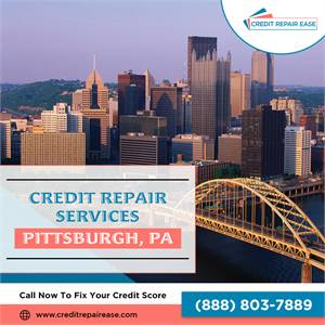 Fixing Credit Scores Fast in Pittsburgh - (888) 803-7889
