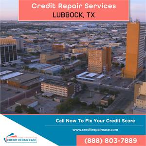 How to Clean Up Credit Report Fast in Lubbock ?