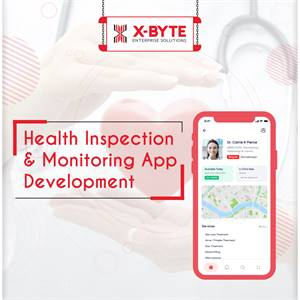 IoT Healthcare Solutions | Medical Solutions | X-Byte Enterprise Solutions
