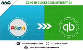 Convert ZohoBooks to QuickBooks Desktop with the help of MAC
