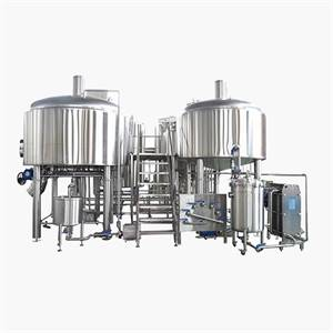 Top Sale for Competitive Price 2500l Micro Brewery Brewhouse Dealer