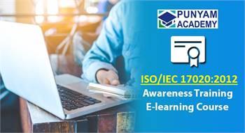 Online ISO 17020 Awareness Training