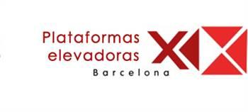 PLATAFORMAS ELEVADORAS BARCELONA X