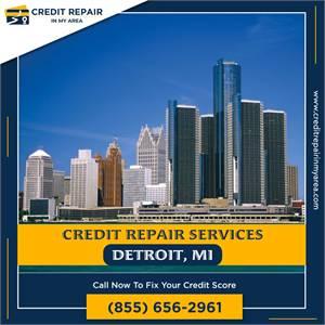 Good for Speedy Credit Repair in Detroit, MI