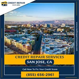 Top Credit Repair Agency in San Jose, CA