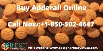 Buy Adderall Online Without Prescription | Bestpharmacyinusa