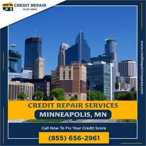 Honest and reliable credit repair service provider in Minneapolis, MN