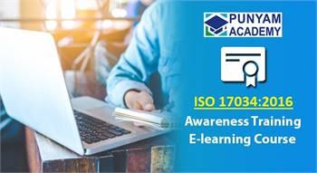 Online ISO 17034 Awareness Training