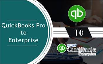 Convert from QuickBooks Pro to Enterprise with the help of MAC