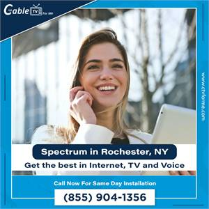 Get the best Cable Internet in your area in Rochester, NY